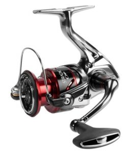 1 Shimano Stradic Ci4+ 4000 XG FB Spinning Fishing Reel With Front Drag