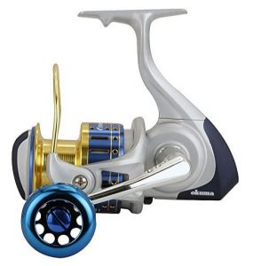 8 Okuma Cedros High Speed Spinning Reel