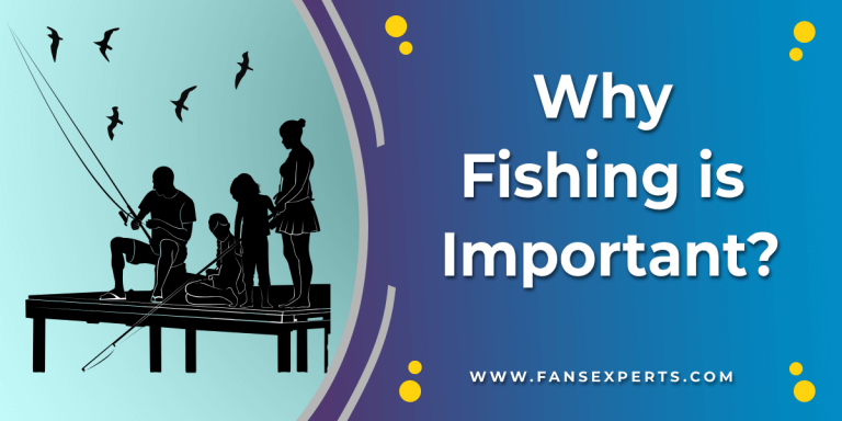 Why Fishing is Important